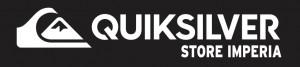 Quiksilver logo nero
