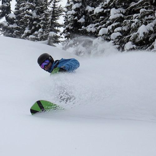 #QuiksilverInsegna : Le differenze negli shape delle tavole da Snowboard
