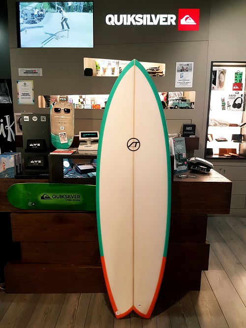 Tavola Surfboard Fish ST Comp
