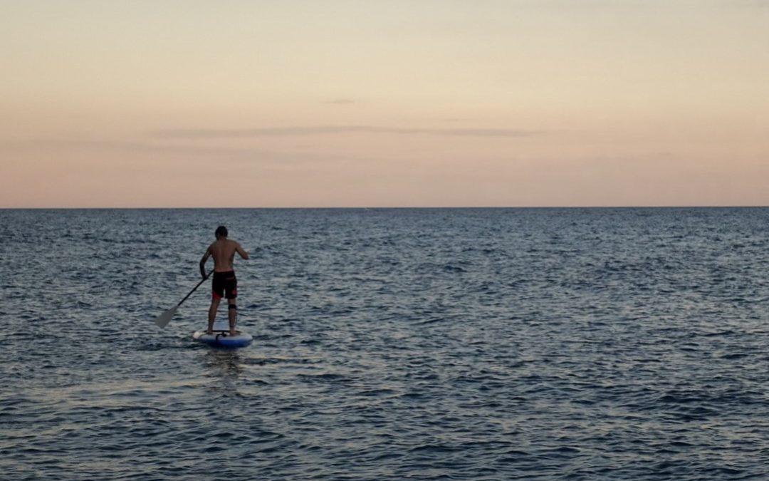 COS'E' IL SUP? – STAND UP PADDLE, FACCIAMO CHIAREZZA